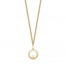 Guld halskæde - 14 karat