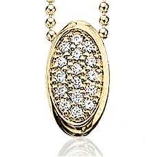Guld halskæde - 8 karat