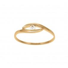 Guld ring - 8 karat