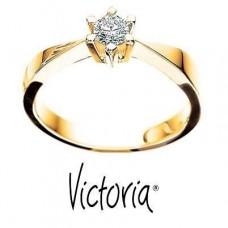 Victoria ring 0,05 TW/SI - 14 karat